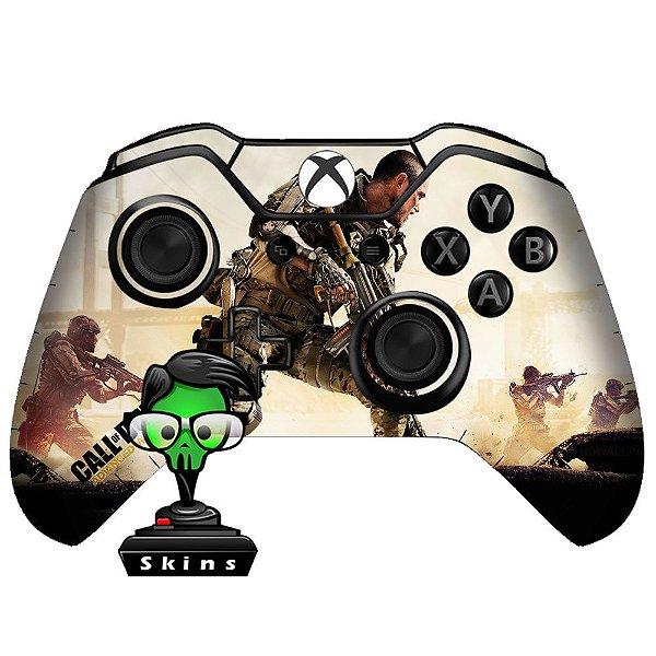 Adesivo de Controle Xbox One Call Of Duty