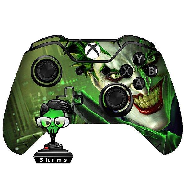 Adesivo de Controle Xbox One Joker Mod 01