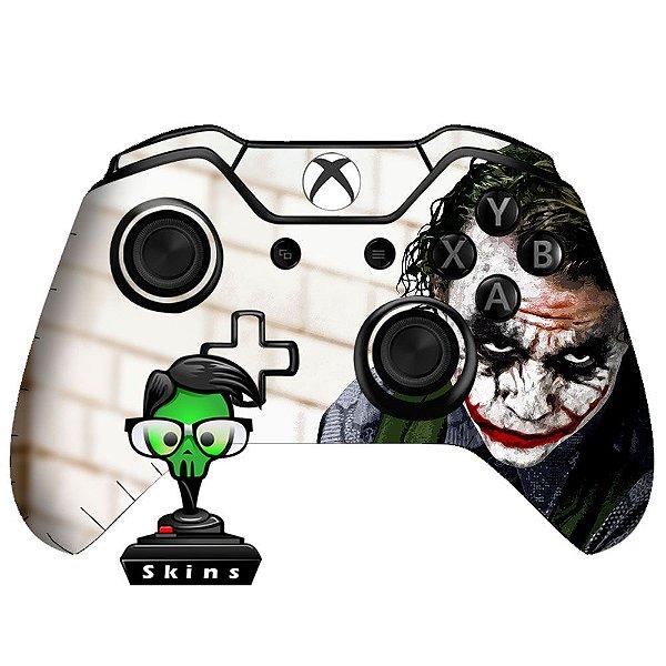 Adesivo de Controle Xbox One Joker Mod 02
