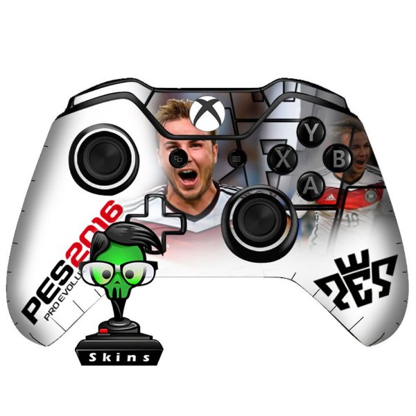 Sticker de Controle Xbox One PES 2016 Mod 01
