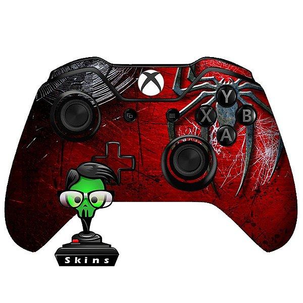 Sticker de Controle Xbox One Spiderman Mod 01