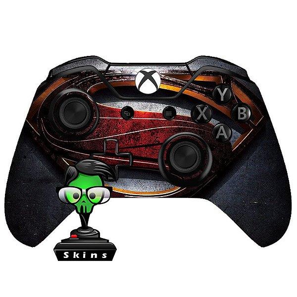 Sticker de Controle Xbox One Superman Mod 02