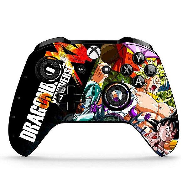 Sticker de Controle Xbox One Dragonball Xenoverse
