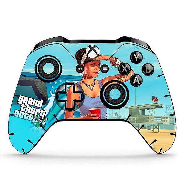Sticker de Controle Xbox One GTA Mod 05