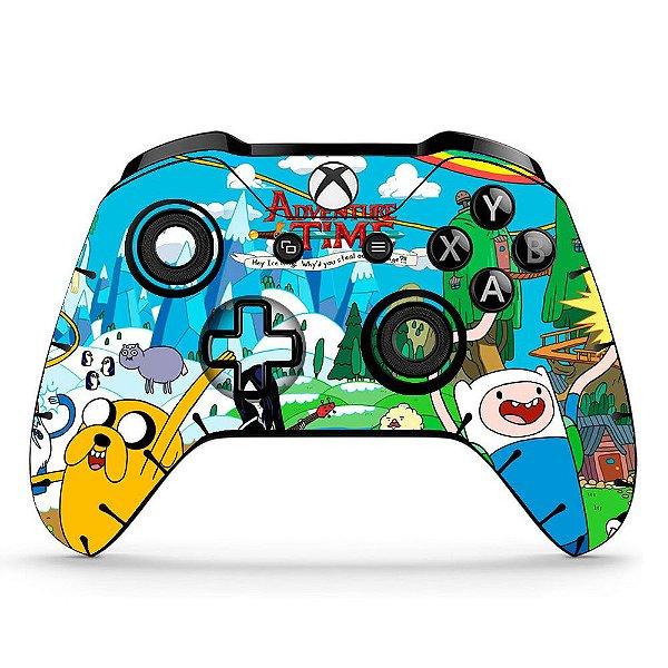Sticker de Controle Xbox One Adventure Time