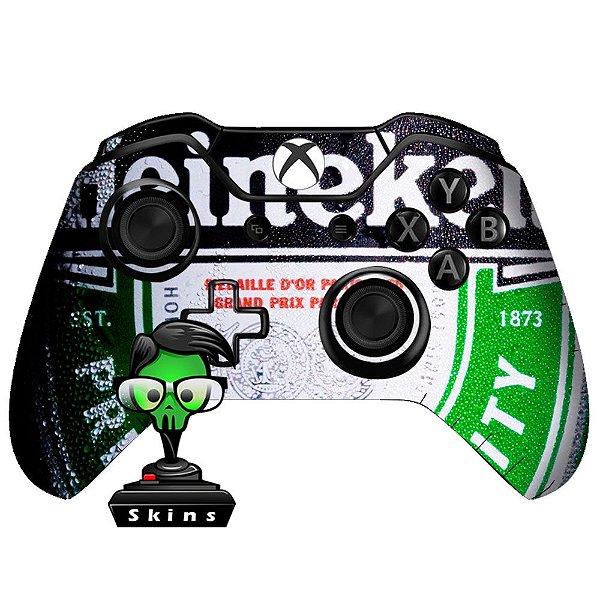 Sticker de Controle Xbox One Heineken Mod 01