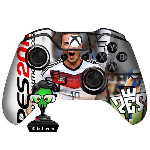 Sticker de Controle Xbox One PES Mod 02