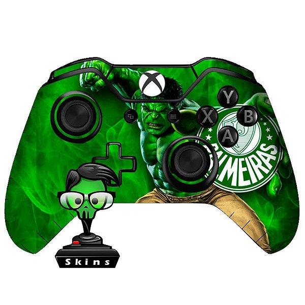 Sticker de Controle Xbox One Palmeiras Mod 01