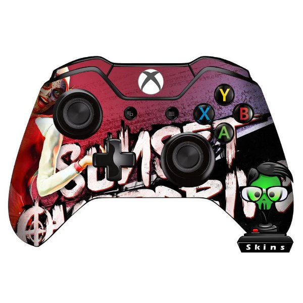 Sticker de Controle Xbox One Sunset Overdrive Mod 02