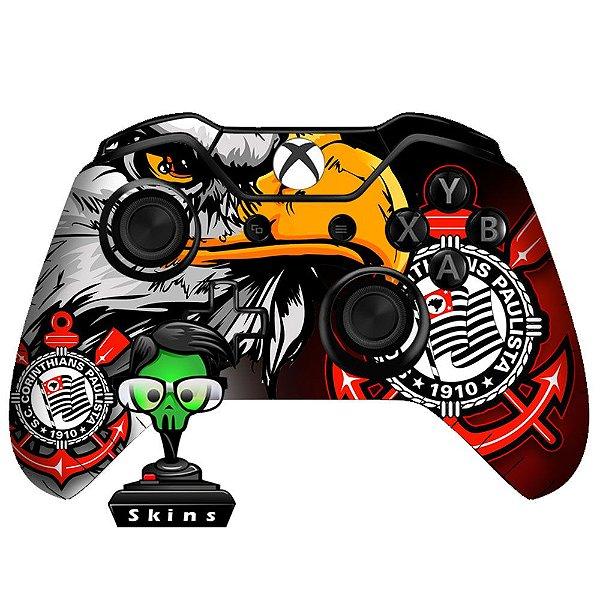 Sticker de Controle Xbox One Corinthians Mod 01