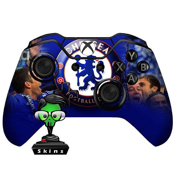 Sticker de Controle Xbox One Chelsea Mod 01