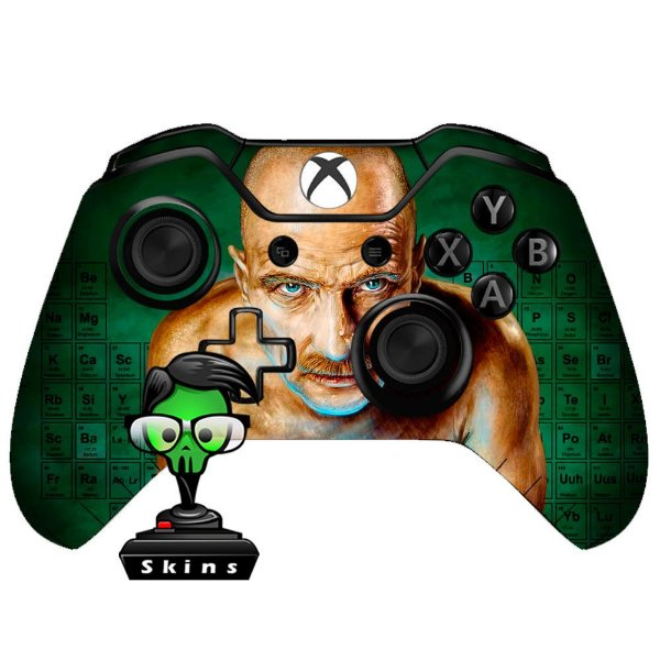 Sticker de Controle Xbox One Breaking Bad Mod 01
