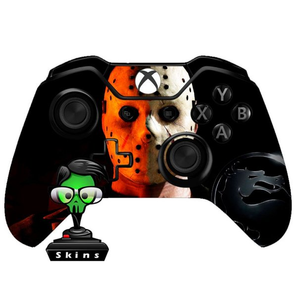 Sticker de Controle Xbox One Mortal Kombat Mod 05