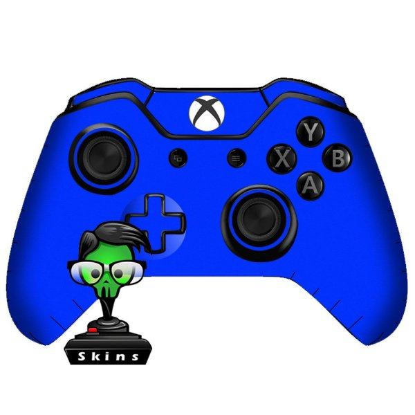 Sticker de Controle Xbox One Blue Mod 01