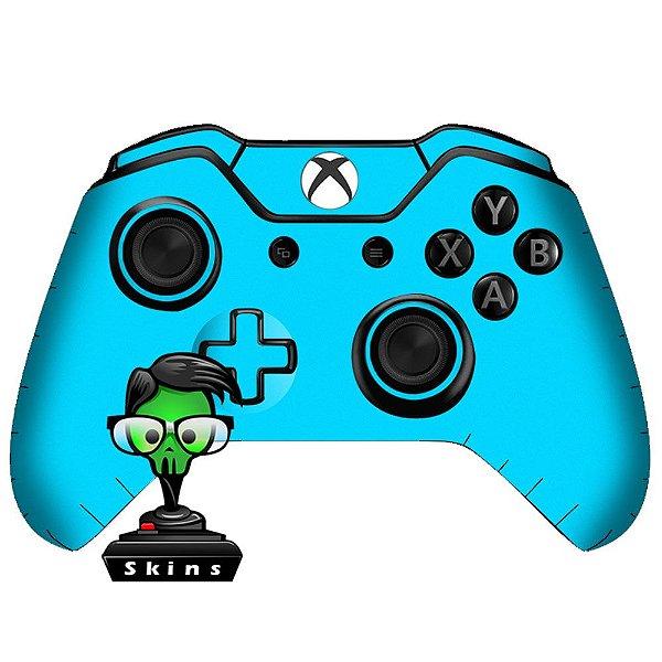 Sticker de Controle Xbox One Ciano Mod 01