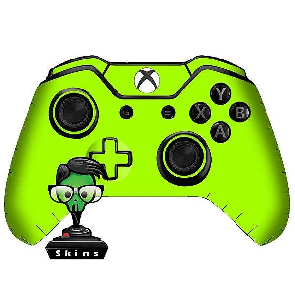 Sticker de Controle Xbox One Green Mod 02