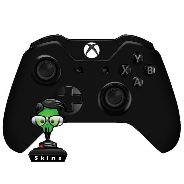 Sticker de Controle Xbox One Black Mod 01