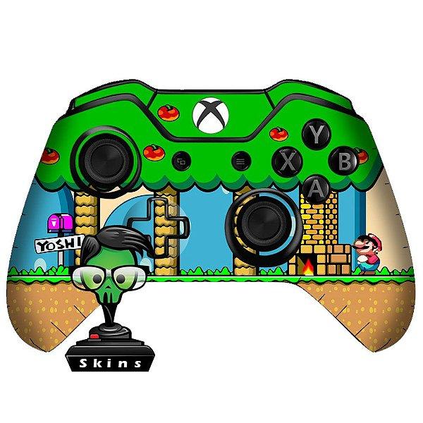 Sticker de Controle Xbox One Super Mario Mod 01