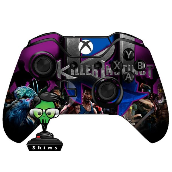 Sticker de Controle Xbox One Killer Instinct Mod 01