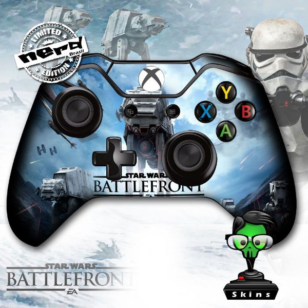 Sticker de Controle Xbox One Star Wars Mod 02