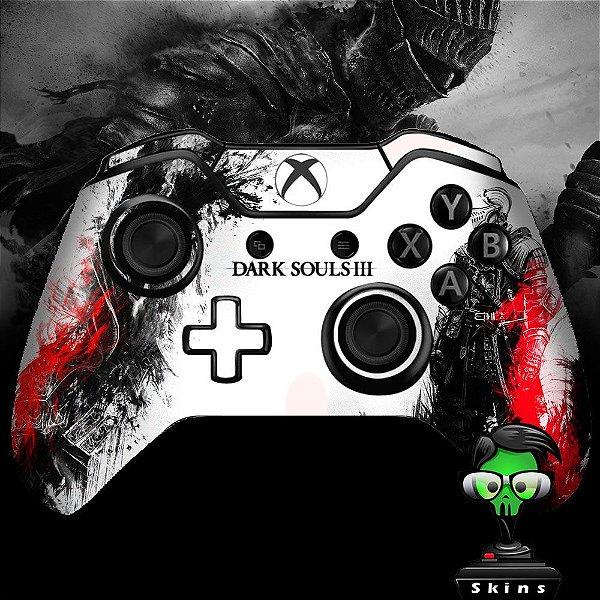 Sticker de Controle Xbox One Dark Souls Mod 02