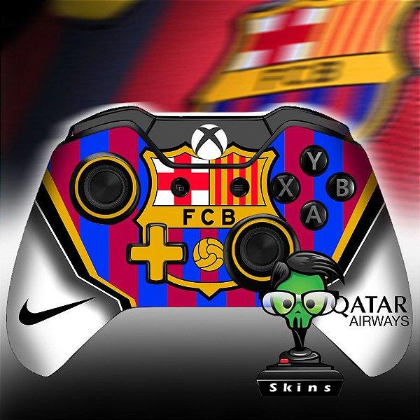 Sticker de Controle Xbox One Barcelona Mod 01