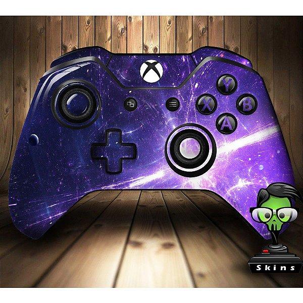 Sticker de Controle Xbox One Galaxia Mod 01