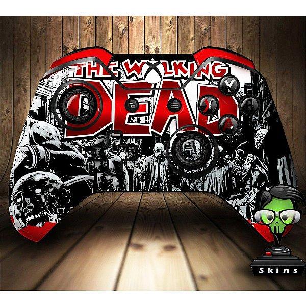 Sticker de Controle Xbox One The Walking Dead Mod 01