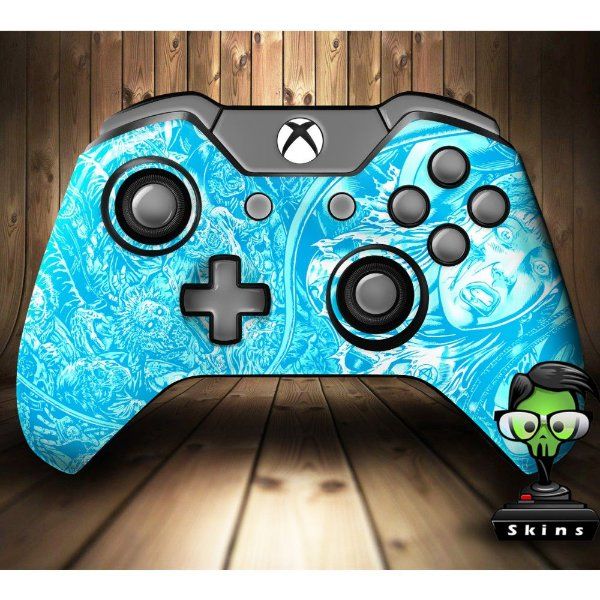 Sticker de Controle Xbox One The Walking Dead Mod 03