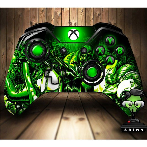 Sticker de Controle Xbox One The Walking Dead Mod 04