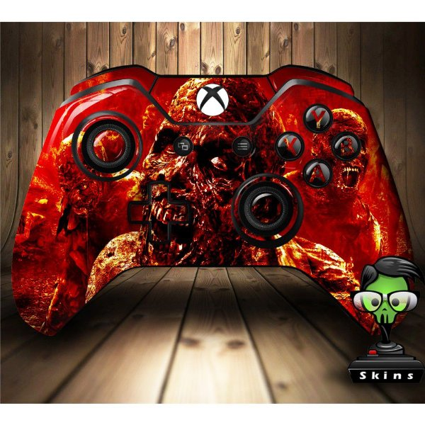 Sticker de Controle Xbox One The Walking Dead Mod 05
