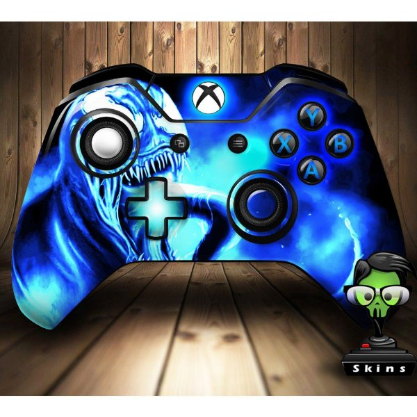 Sticker de Controle Xbox One Venon Mod 01