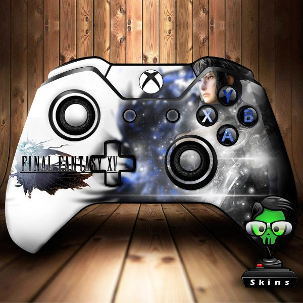 Sticker de Controle Xbox One Final Fantasy Mod 02