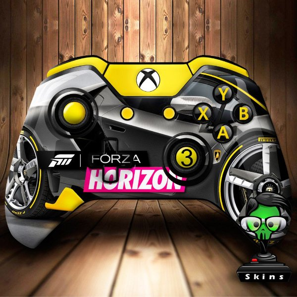 Sticker de Controle Xbox One Forza Horizon Mod 02