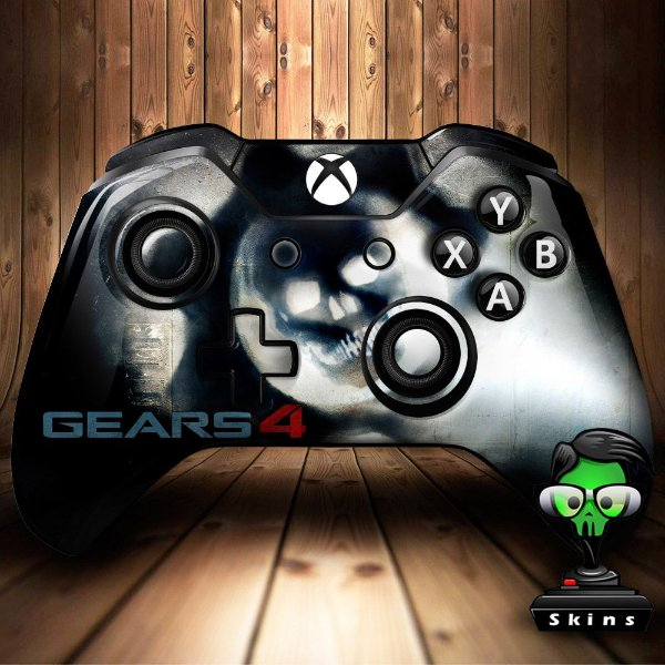 Sticker de Controle Xbox One Gears 4 Mod 01
