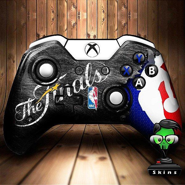Sticker de Controle Xbox One NBA The Finals Mod 01