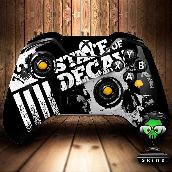 Sticker de Controle Xbox One State Of Decay Mod 01