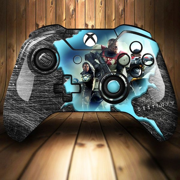 Sticker de Controle Xbox One Destiny Mod 03