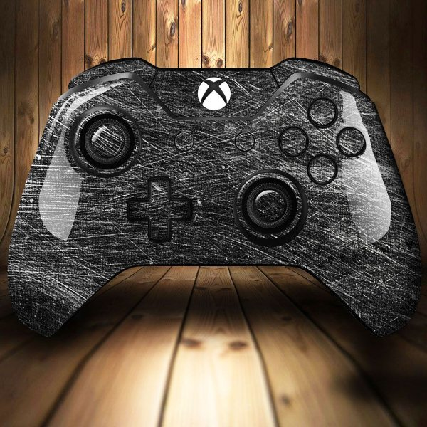 Sticker de Controle Xbox One Metal Mod 01
