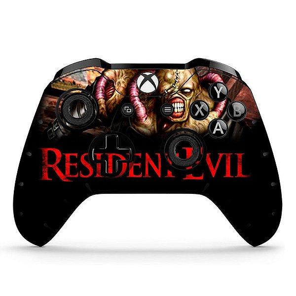 Sticker de Controle Xbox One Resident Evil Mod 01