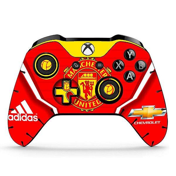 Sticker de Controle Xbox One Manchester United Mod 01