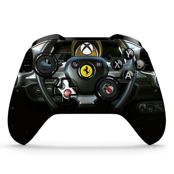 Sticker de Controle Xbox One Ferrari Mod 01