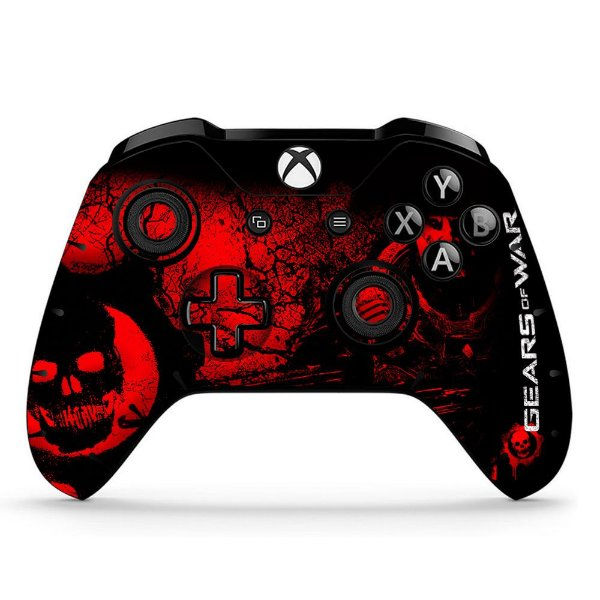 Sticker de Controle Xbox One Gears Of War Mod 01