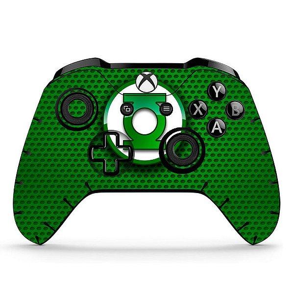 Sticker de Controle Xbox One Lanterna Verde Mod 02