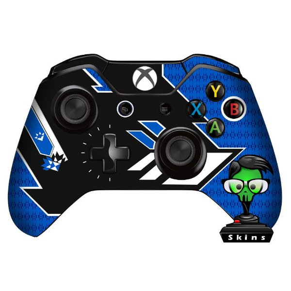 Sticker de Controle Xbox One Destiny Blue
