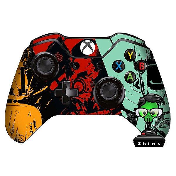 Sticker de Controle Xbox One Destiny Color