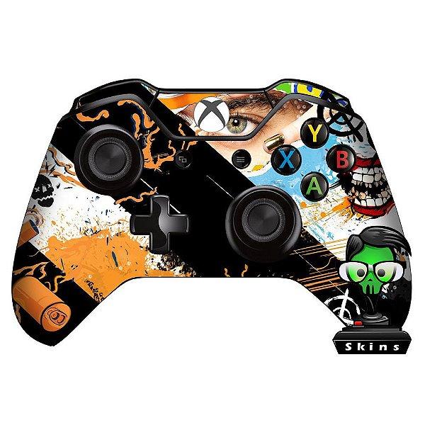 Sticker de Controle Xbox One Sunset Overdrive Mod 05