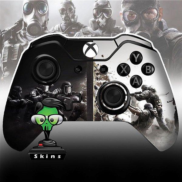 Sticker de Controle Xbox One Rainbow Six Mod 01