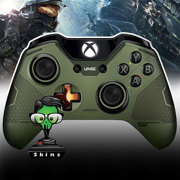Sticker de Controle Xbox One Halo Mod 01