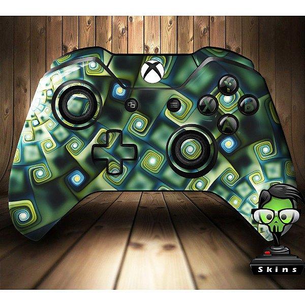 Sticker de Controle Xbox One Abstract Mod 01
